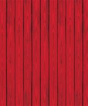 Red Barn Siding Backdrop Party Accessory (1 count) (1/Pkg)