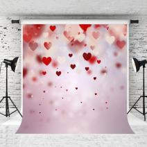 Kate 10x10ft Valentine's Day Backdrop for Photography Sweet 16 Backdrops for Photographer