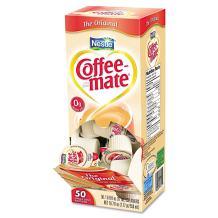 Nestle Coffee-Mate Liquid Creamer Original 2-pack; 50 Count Each