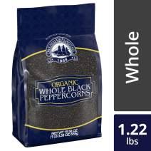 Drogheria & Alimentari Organic Whole Black Peppercorns, 19.58 oz