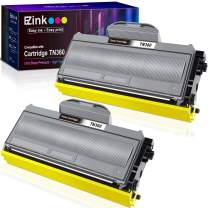 E-Z Ink(TM) Compatible Toner Cartridge Replacement for Brother TN330 TN360 TN-330 TN-360 High Yield to use with DCP-7040 DCP-7030 MFC-7840W HL-2140 MFC-7340 MFC-7440N HL-2170W HL-2150N (Black, 2 Pack)