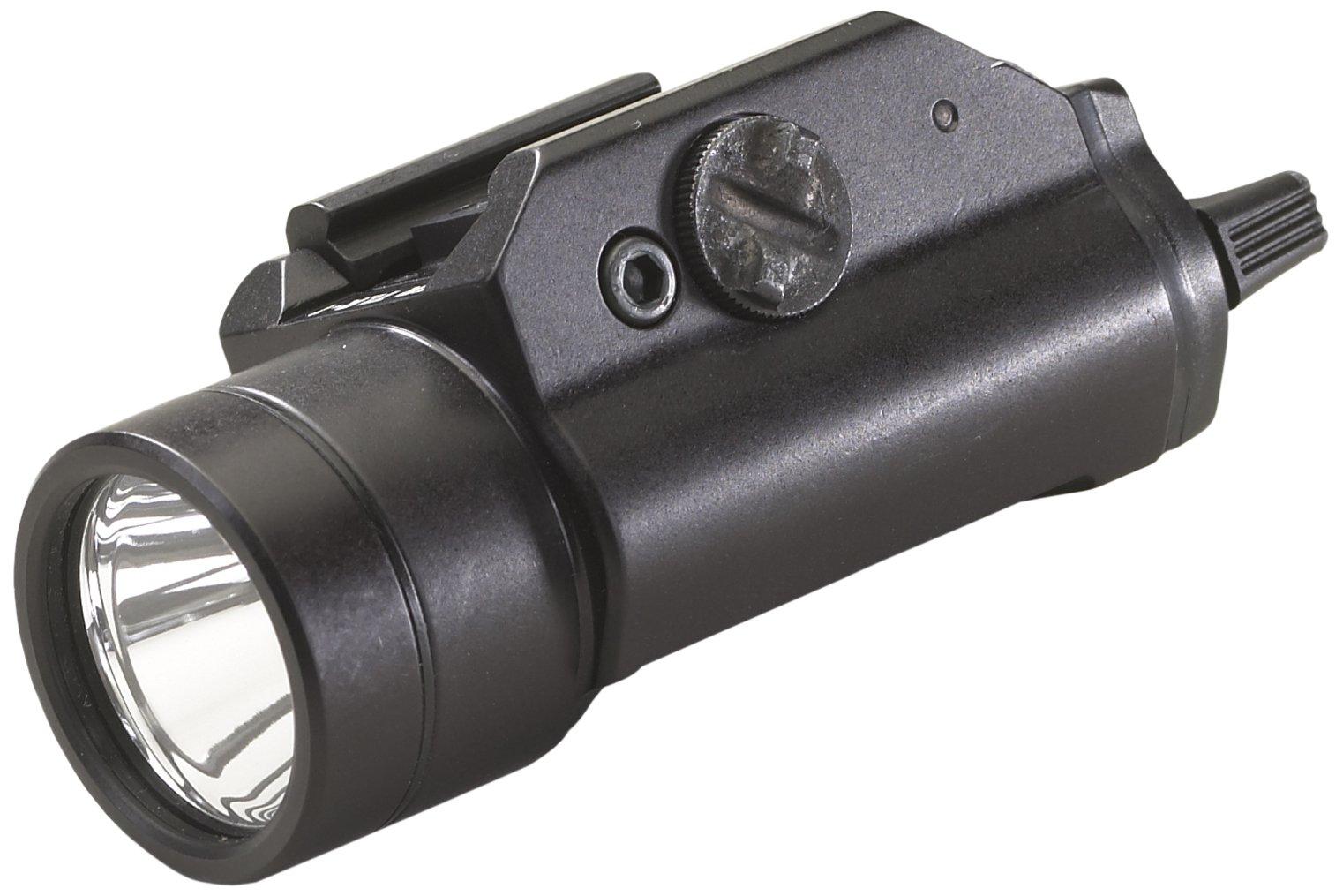 Streamlight TLR-1 IR CR123A Lithium Batteries 125mW 69150 Tactical Light IPX7