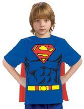 Rubie's DC Comics Superman Child's Costume T-Shirt, Large