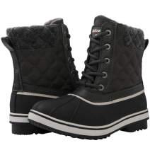 GLOBALWIN Women's Winter Snow Boots