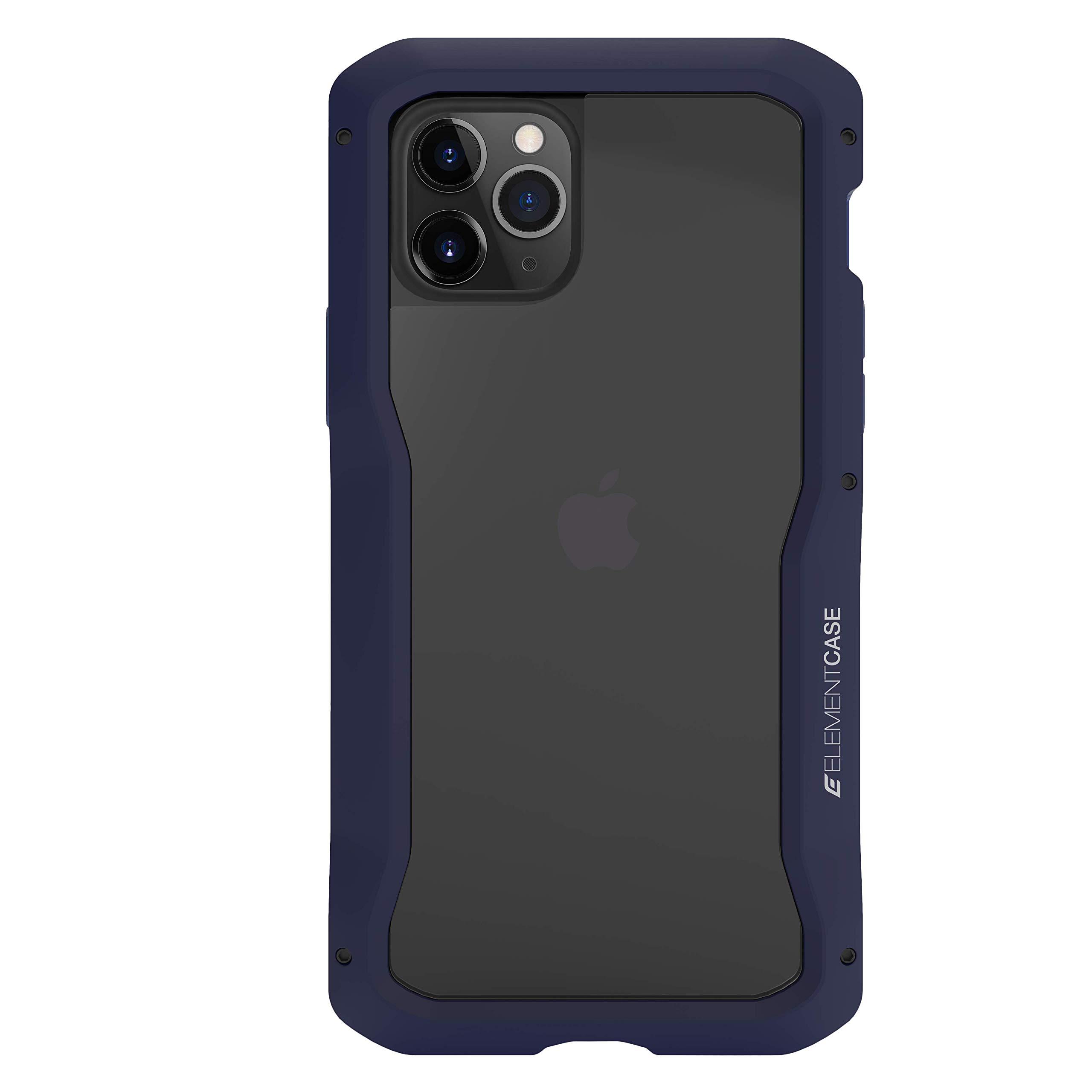 Element Case Vapor S Drop Tested Case for iPhone 11 Pro - Blue (EMT-322-226EX-02)