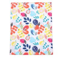CuteOn Soft Cotton Hospital Receiving Multifunction Blankets for Unisex Baby 63 Pineapples
