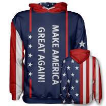 Greater Half The MAGA Hoodie (Small-XXXXXL)