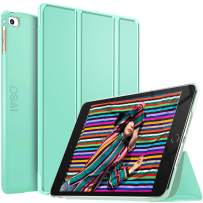 IVSO Case for ipad Mini 5 7.9 inches 2019,Auto Wake,Sleep Ultra Lightweight Protective Slim Smart Cover Case for iPad Mini 5th Generation 7.9 inches 2019 Tablet (Green)