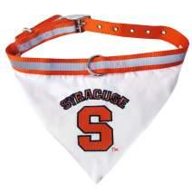 Pets First Syracuse Orange Collar Bandana