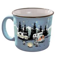 Camp Casual CC-004B Mug (Starry Night),1 Pack