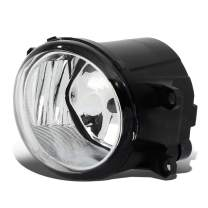 Replacement for 10-16 4Runner/Tacoma/Avalon/IS250/IS350 OE Style Driving Fog Light/Lamp (Left/LH/Driver)