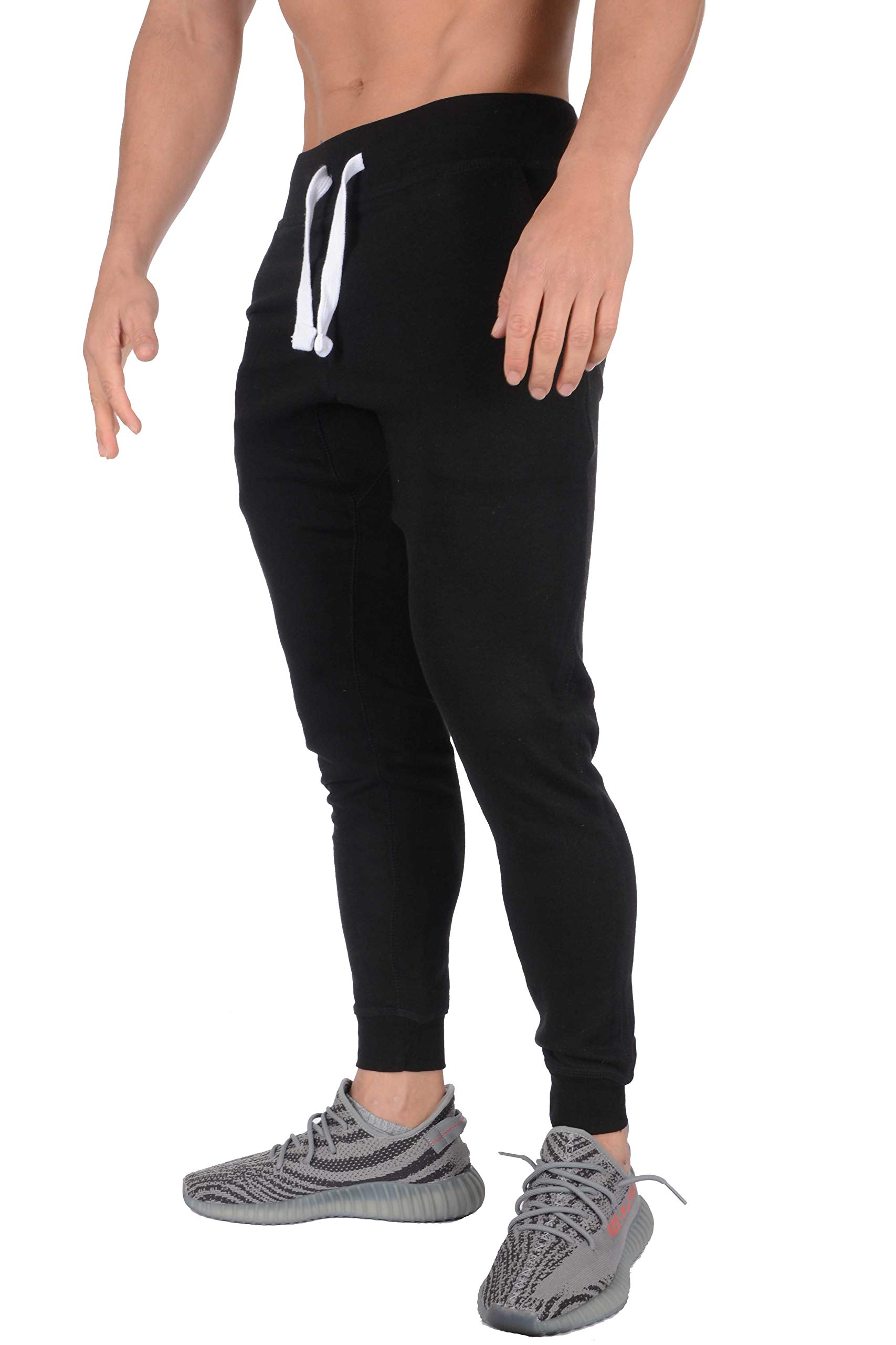 YoungLA Tapered Sweatpants Joggers Men Gym Training Workout 206