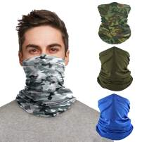 Bandana Face Mask for Rave Dust Wind, Face Scarf Neck Gaiter Tube Mask Headwear,Motorcycle Face Mask for Women Men