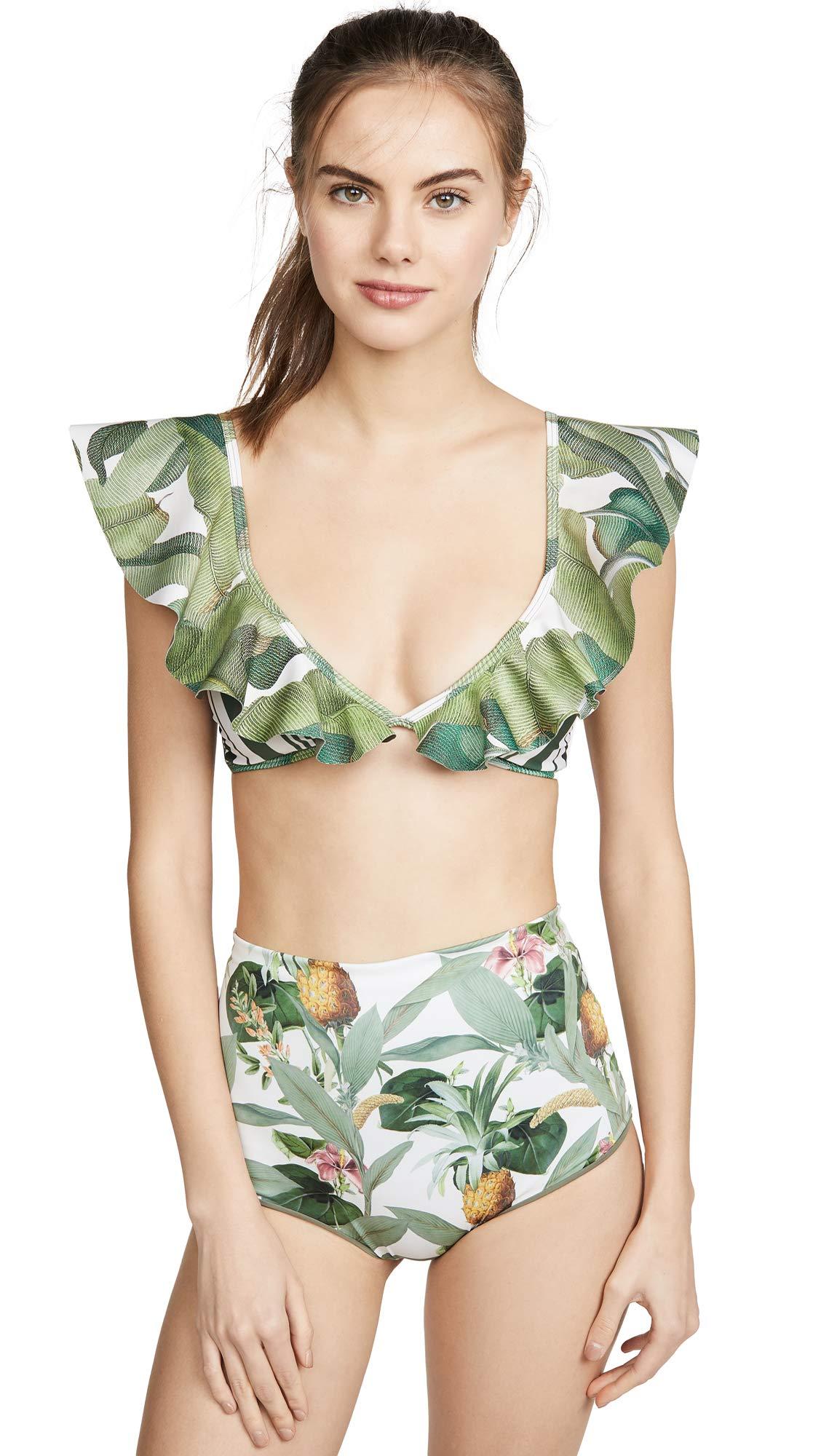 Palmacea Women's Caoba Bikini Top