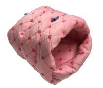 WOWOWMEOW Guinea-Pigs Bed,Hamster Bed,Small Animals Warm Hanging Cage Cave Bed