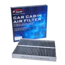 POTAUTO MAP 1012C Heavy Activated Carbon Car Cabin Air Filter Replacement compatible with MAZDA, 6 (Standard White)