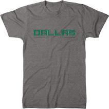 Dallas Hockey Club Men's Modern Fit Tri-Blend T-Shirt
