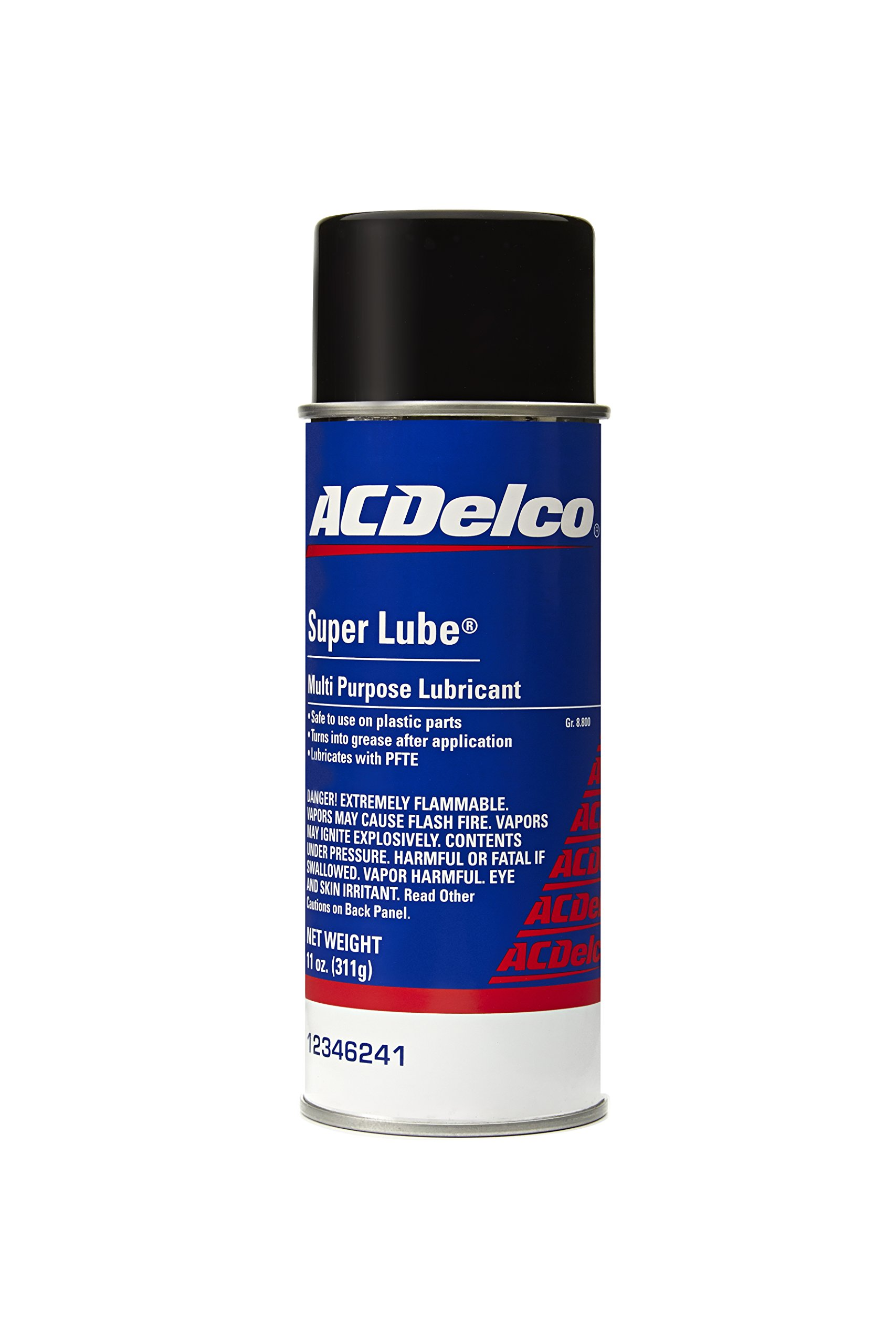 ACDelco 12346241 Synthetic Multi-Purpose Glycol Lubricant - 11 oz Spray