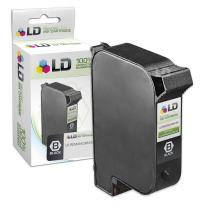 LD Remanufactured Ink Cartridge Replacement for HP CQ849A (Durable Black)