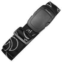 Samsonite Luggage Strap, Black, No Lock