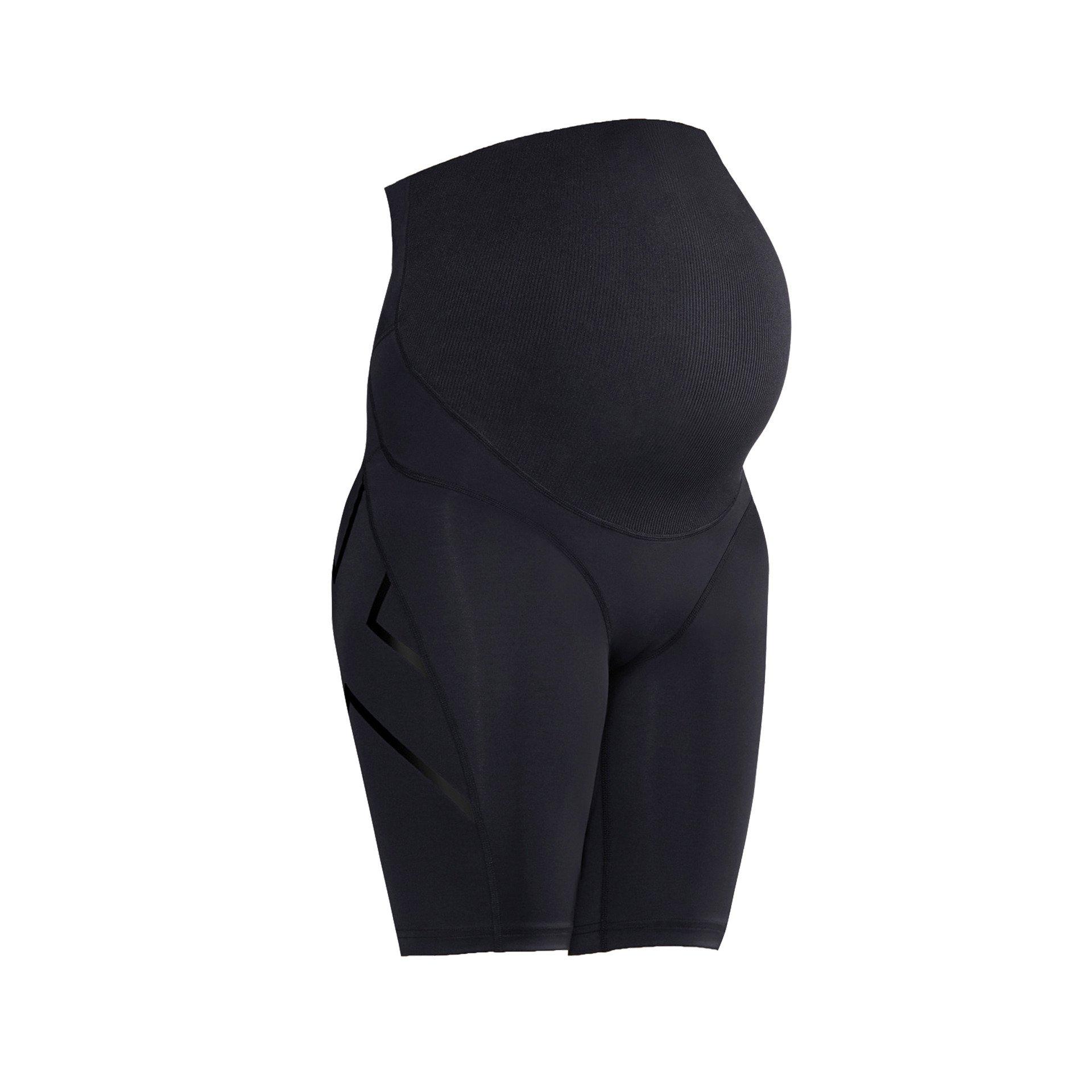 2XU Womens Pre-Natal Active Compression Shorts