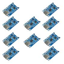 Dmyond 10pcs Type-C USB 5V 1A 18650 TP4056 Lithium Battery Charger Module Charging Board