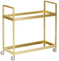 Pulaski Modern Bar Cart