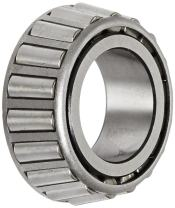 """Timken 26882T Tapered Roller Bearing, Single Cone, Standard Tolerance, Tapered Bore, Steel, Inch, 1.6250"""" ID, 1.0000"""" Width"""