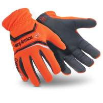 HexArmor Chrome SLT 4072 Safety Work Gloves with 360 Cut Resistance, XX-Large
