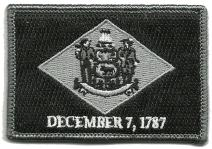 Tactical State Patch - Delaware
