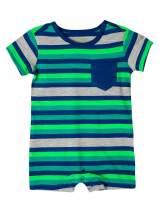 OFFCORSS Baby Boy Shortall Cotton Romper Shorts Playsuit   Ropa para Bebe Niño