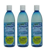 Naturel Promise Fresh Dental Water Additive for Dogs/Cats, 18 Oz