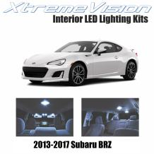 XtremeVision Interior LED for Subaru BRZ 2006-2012 (3 Pieces) Cool White Interior LED Kit + Installation Tool
