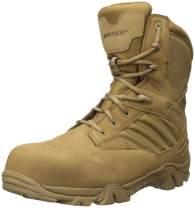 Bates Men's Gx-8 Waterproof Composite Toe Side Zip Boot