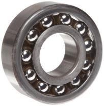 SKF 1202 ETN9 Double Row Self-Aligning Bearing, ABEC 1 Precision, Open, Plastic Cage, Normal Clearance, Metric, 15mm Bore, 35mm OD, 11mm Width, 396.0 pounds Static Load Capacity, 1670.00 pounds Dynamic Load Capacity