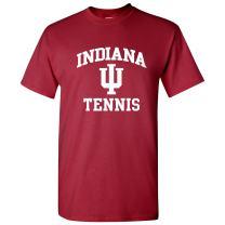 NCAA Arch Logo Tennis, Team Color T Shirt, College, University