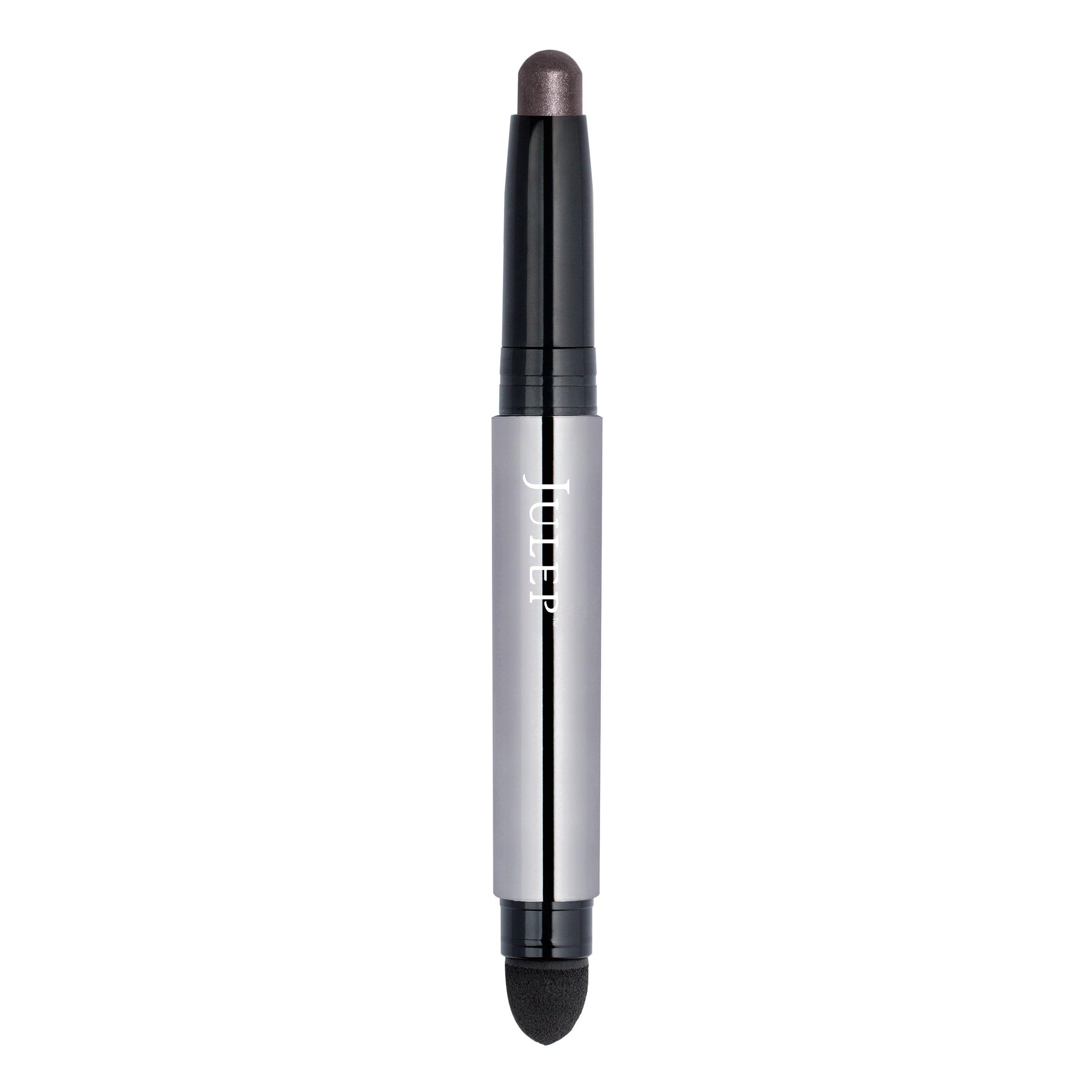 Julep Eyeshadow 101 Crème to Powder Waterproof Eyeshadow Stick, Slate Shimmer
