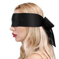 UTIMI SM Blindfold Fetish Eye Mask SM Bondage Restraints Sex Toys for Couples Flirting