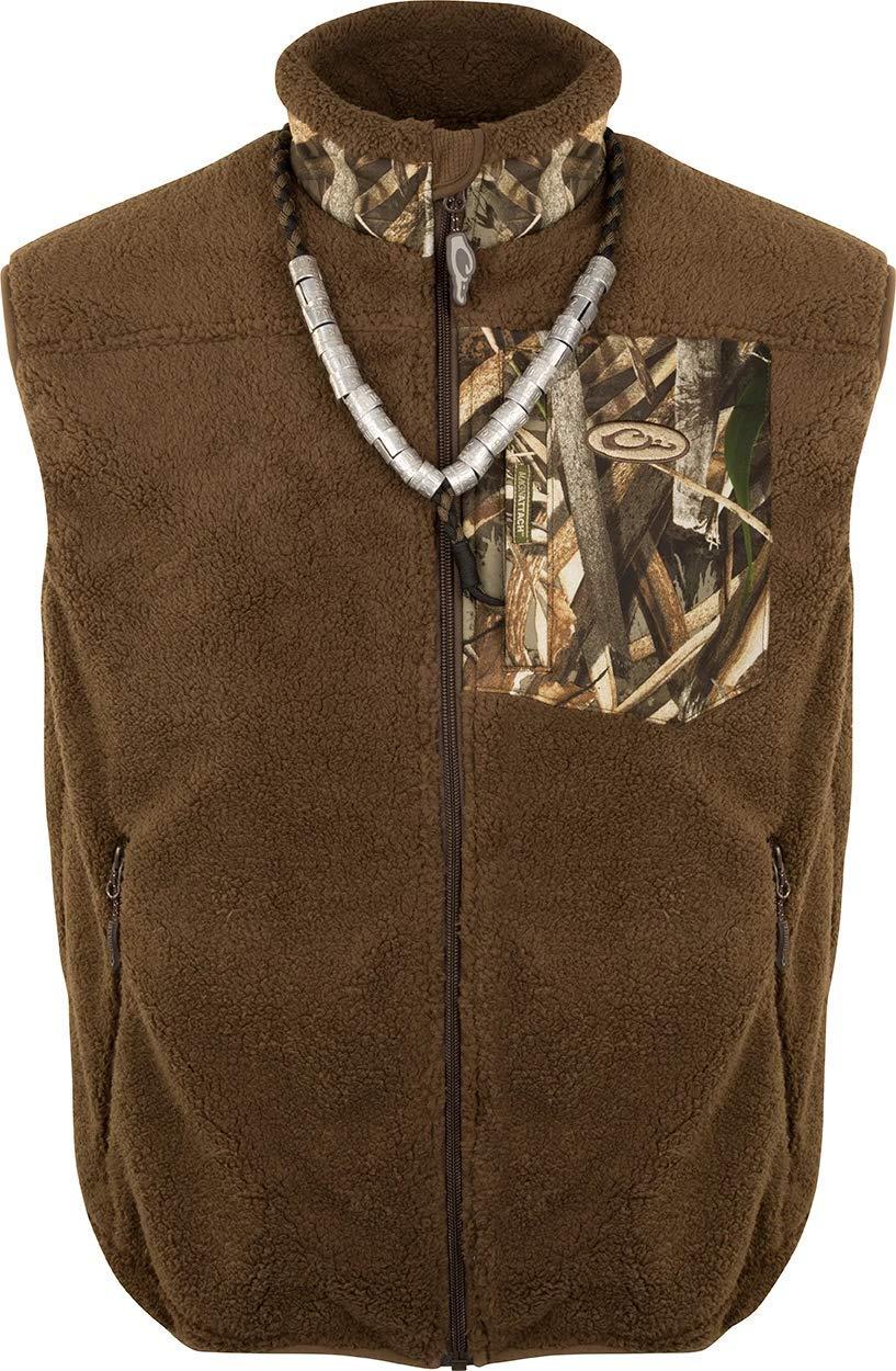 MST Sherpa Fleece Hybrid Liner Vest Max-5 Medium