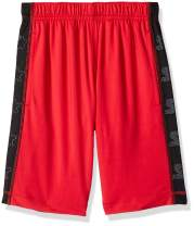 """Starter Boys' 8"""" Basketball Short with Mesh Panel and Pockets, Amazon Exclusive"""