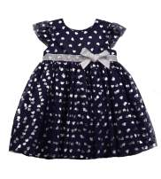 Newborn Infant Baby Toddler Girls Dresses Kids Tutu Tulle Birthday Wedding Party Special Occasion Playwear Outfits