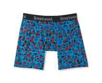 Smartwool Wool Performance Underwear - Men's Merino 150 Print Boxer Briefs