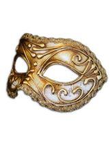 Venetian Eye Mask Colombina Sonata for Women