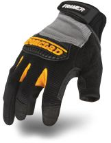 Ironclad Framer Work Gloves FUG, High Dexterity, Performance Fit, Durable, Machine Washable, Sized S, M, L, XL, XXL (1 Pair)