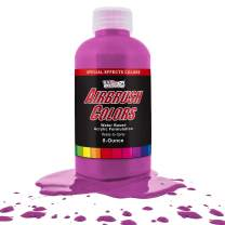 US Art Supply Magenta Pearl Pearlized Special Effects Acrylic Airbrush Paint 8 oz.