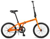 Retrospec Judd Single-Speed Folding Bike with Coaster Brake