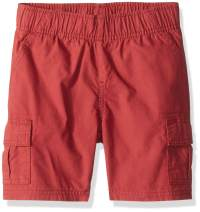 The Children's Place Boys' Solid Cargo Shorts