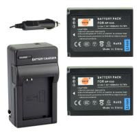 DSTE Replacement for 2X BP-1030 Battery + DC124 Travel and Car Charger Adapter Compatible Samsung NX200 NX210 NX300 NX-300M NX1000 NX1100 NX2000 Camera as BP-1130