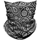 AXBXCX Paisley Pattern Neck Gaiters Fishing Face Mask