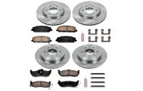 Autospecialty (KOE5822) 1-Click OE Replacement Brake Kit
